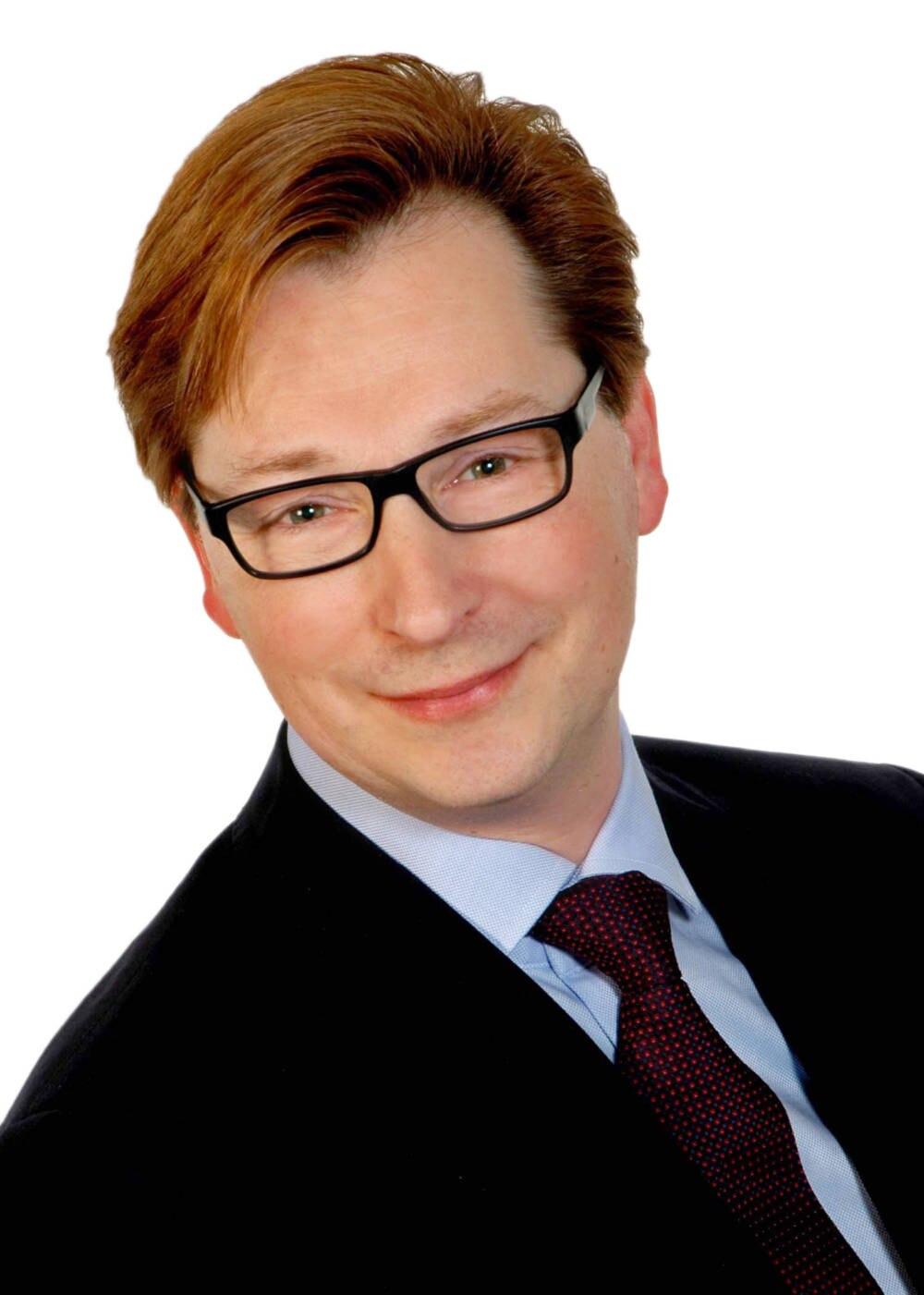 Ernärungsexperte Sven-David Müller