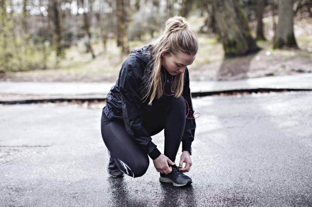 Zu faul für Sport? Wer sich einen Motivationsspruch zulegt, überwindet den inneren Schweinehund