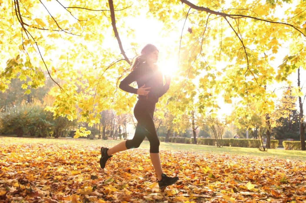mit übergewicht joggen