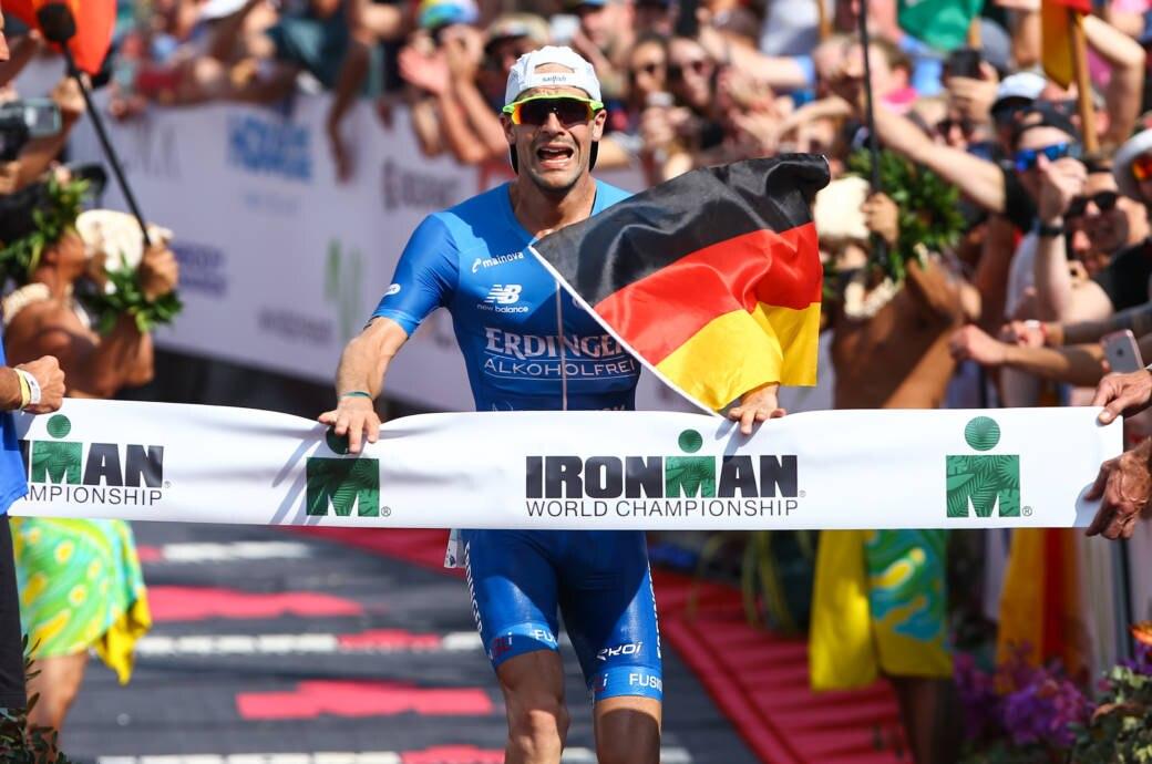 Patrick Lange gewinnt den Ironman Hawaii 2017