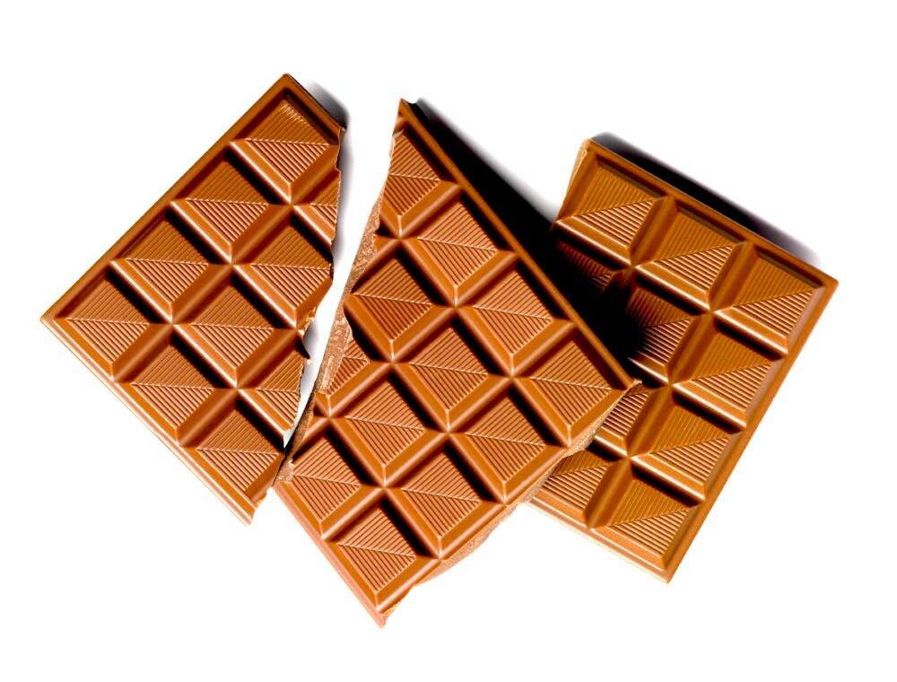 """Ein Stück Schokolade erhöht den Blutzucker enorm, aber: Bei """"normalem"""" Sport erfolgt eine schnelle Insulin-Gegenregulation"""