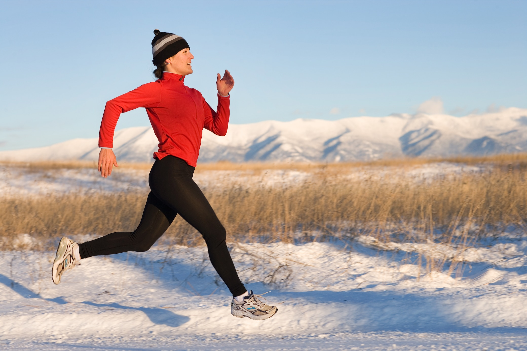 Warum Outdoor-Sport ab -5 Grad gefährlich ist