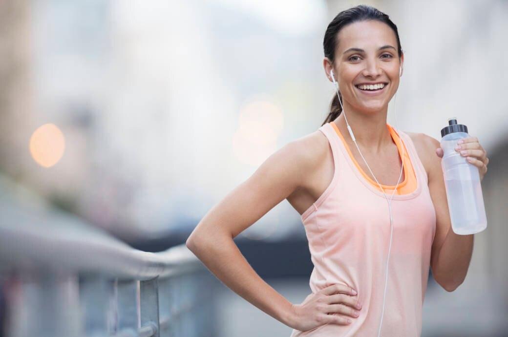 Trainieren Sie auf nüchternen Magen, um Gewicht zu verlieren