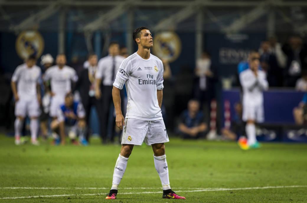 """Mit """"Power Posing"""" kann man die Endlosschleife der Gedanken stoppen – und Cristiano Ronaldo ist ein Meister darin"""