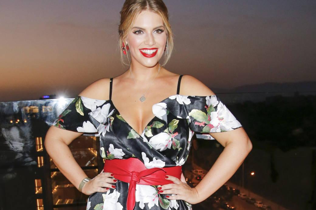 Angelina Kirsch So Hält Sich Das Plus Size Model Fit Fitbook