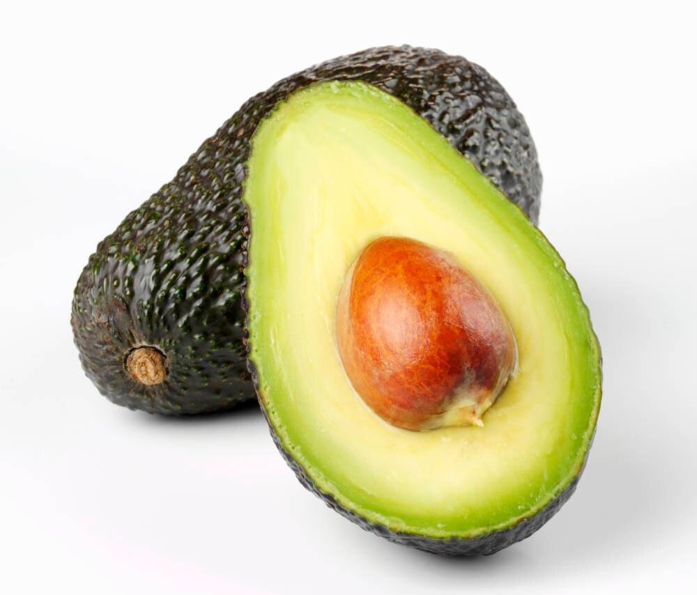 Braune Hass Avocado