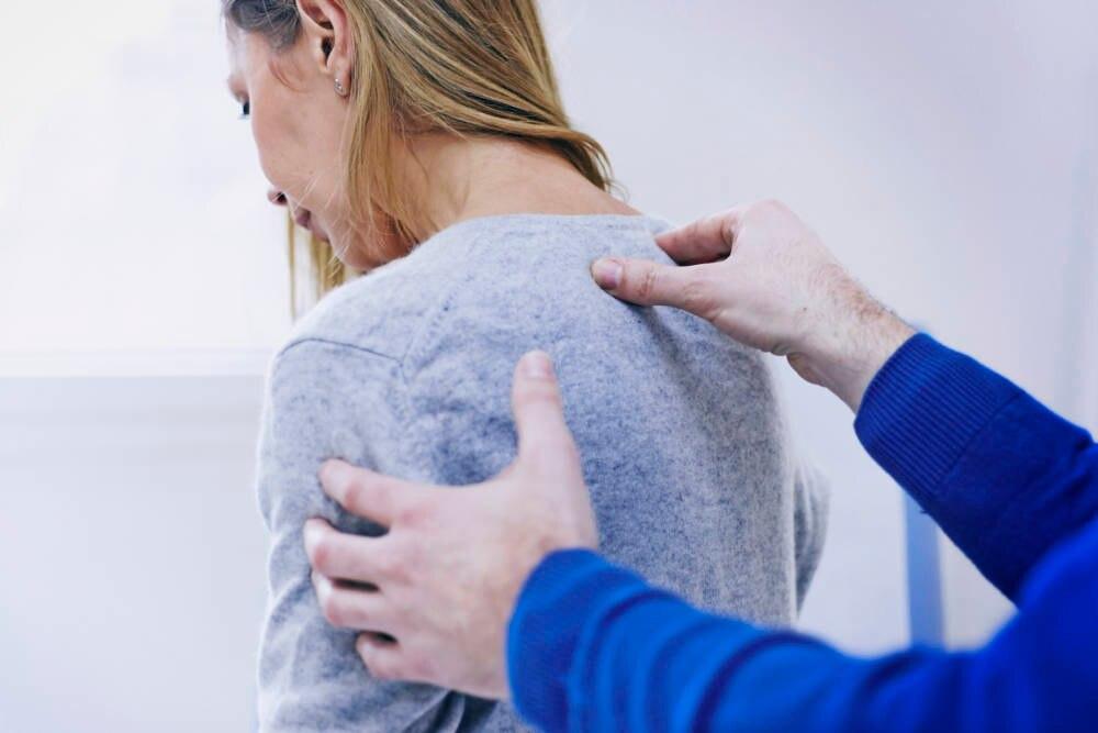 Orthopädische Untersuchung