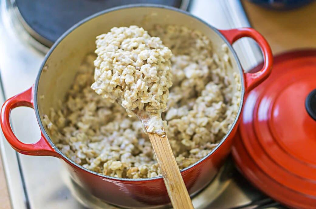 Haferflocken Zum Frühstück So Lecker Und Gesund Ist Porridge Fitbook