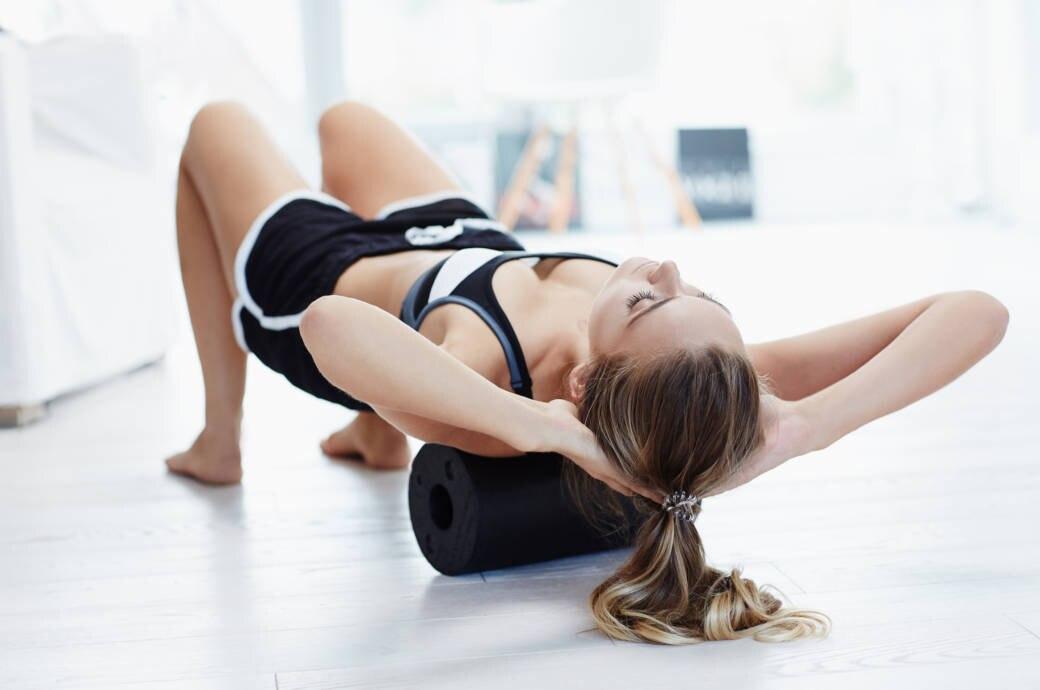 Faszientraining ergänzt das normale Kraft- und Ausdauertraining