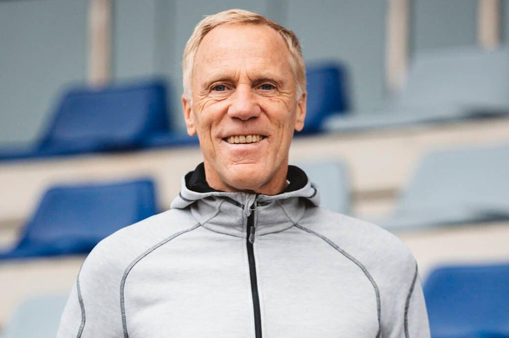 Prof. Ingo Froböse Portrait