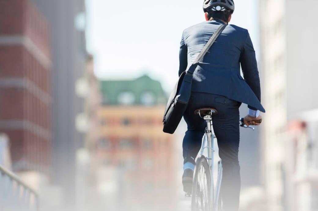 Rauf aufs Rad cover image