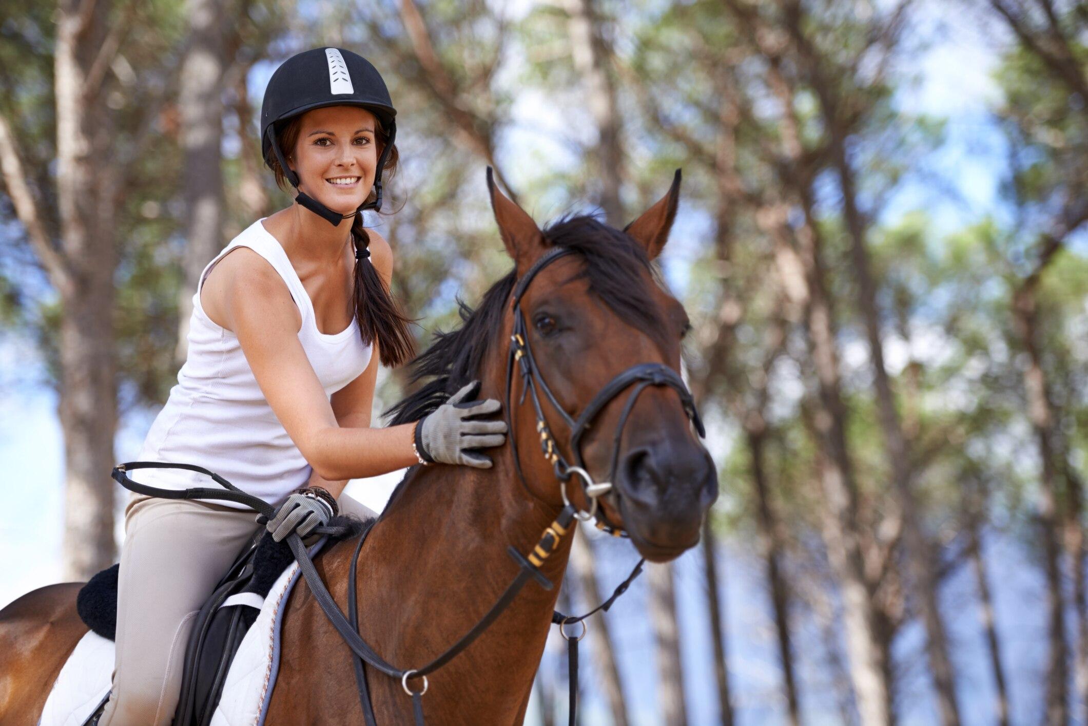 Übungen, die Reiter zusätzlich machen sollten - FITBOOK