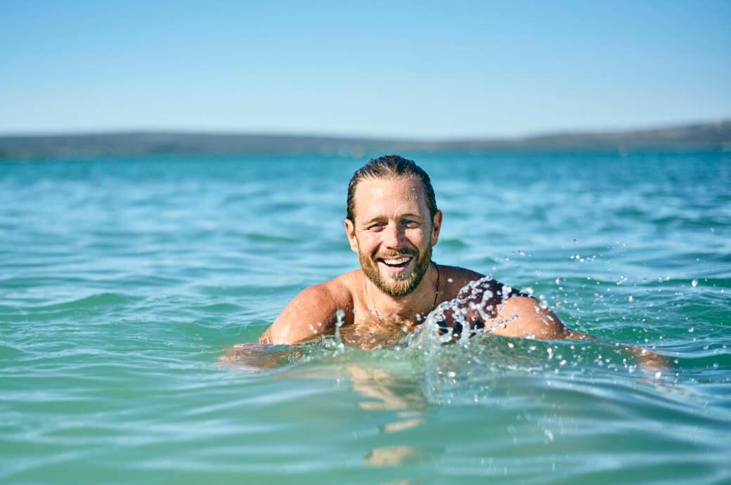 Schwimmen - Cover