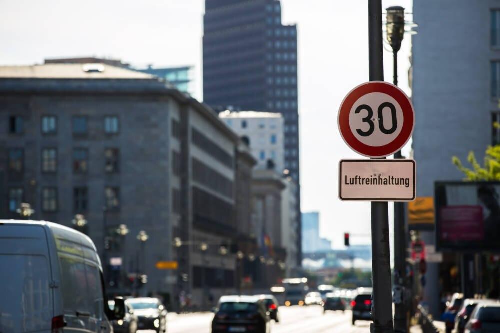 Straßenverkehr Berlin