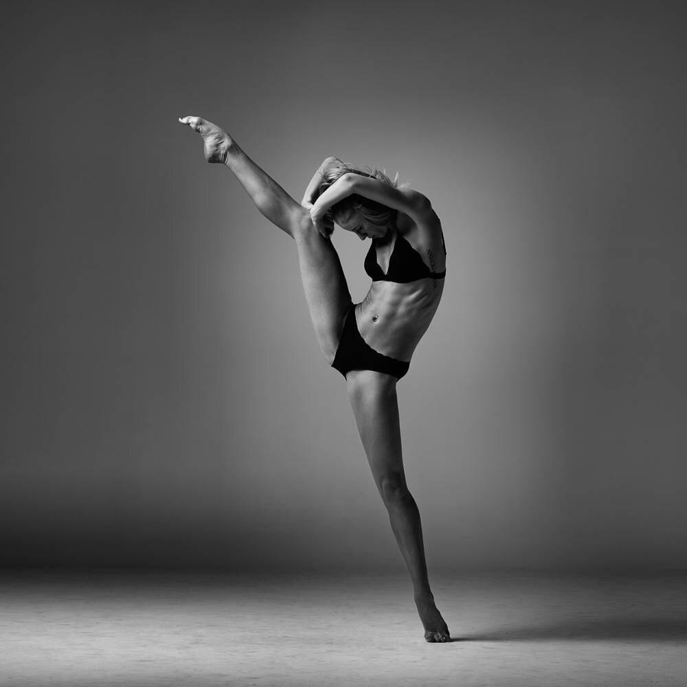 Louisa Paterson beim Ballett