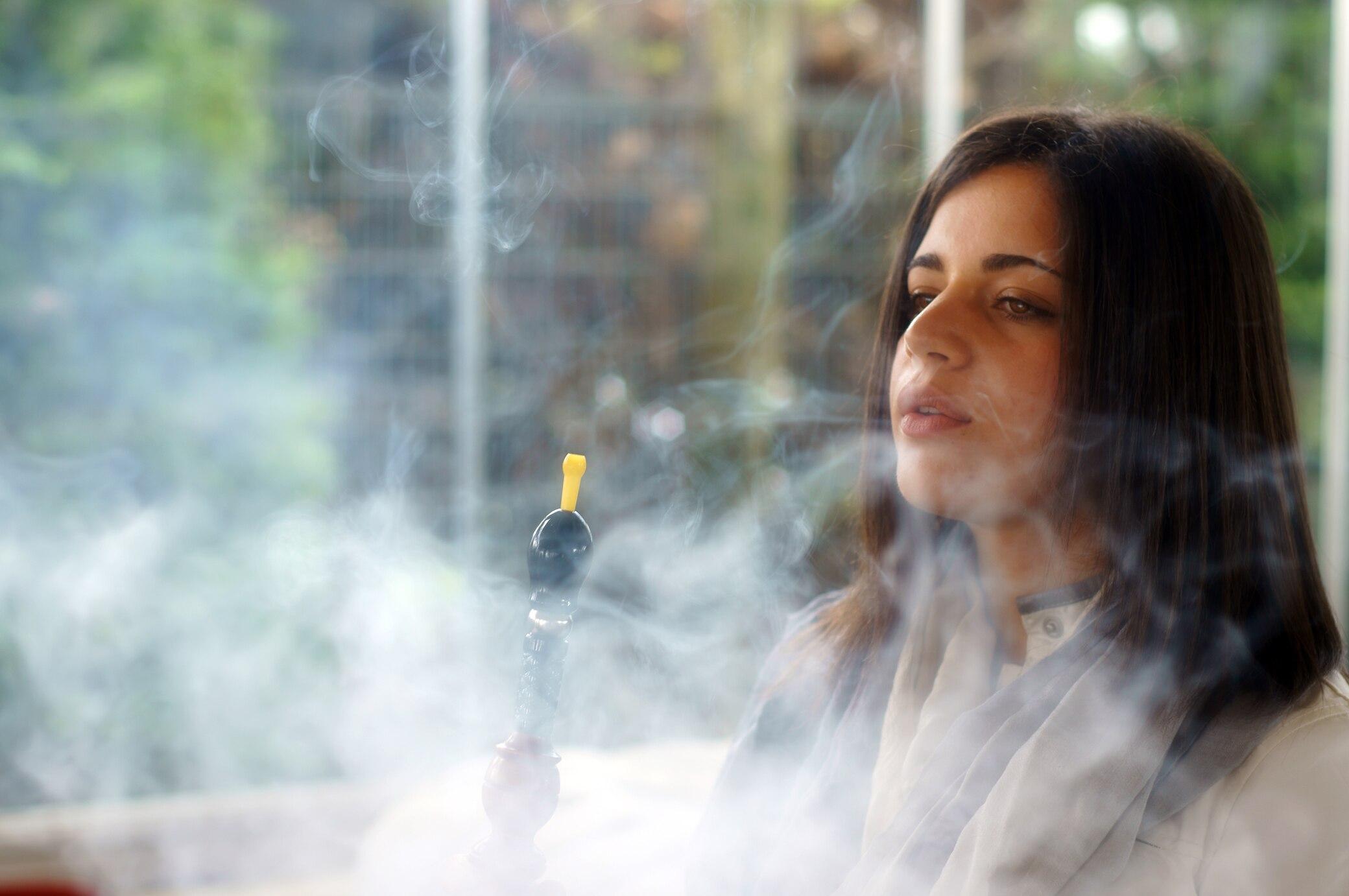 Abnehmen rauchen Shisha Shisha