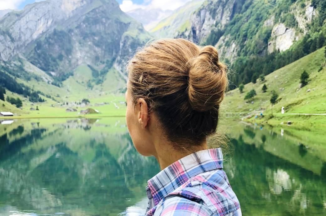 Was es mit mir macht, in den Bergen zu sein
