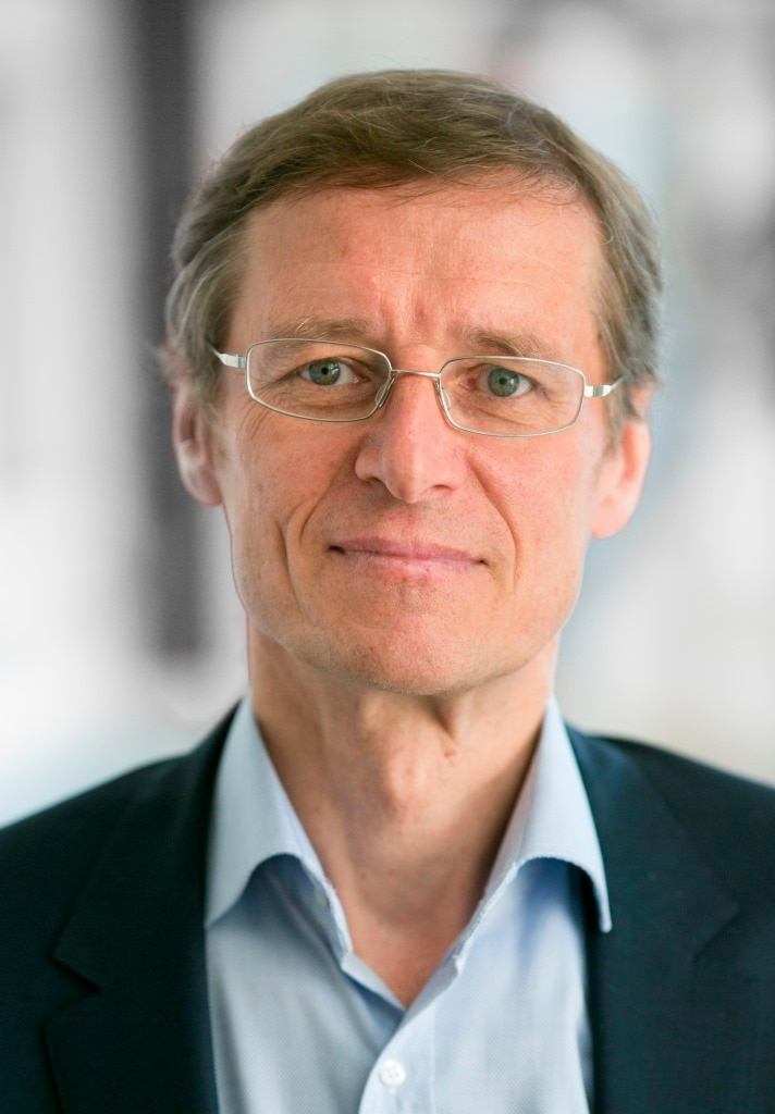 Porträtfoto von Prof. Dr. Ulrich Hegerl