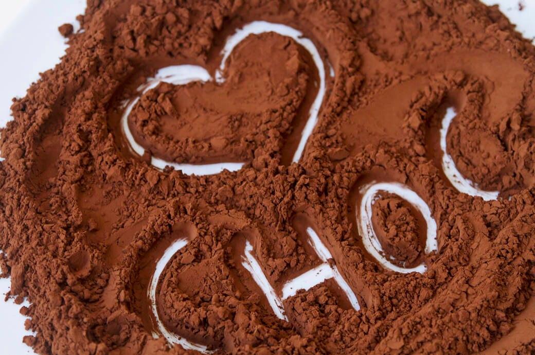 Pures Kakaopulver