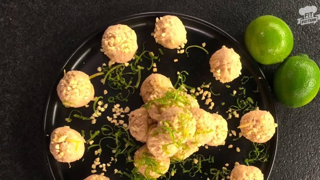 Naschen Sie den Winter weg – mit Lemon-Protein-Balls!