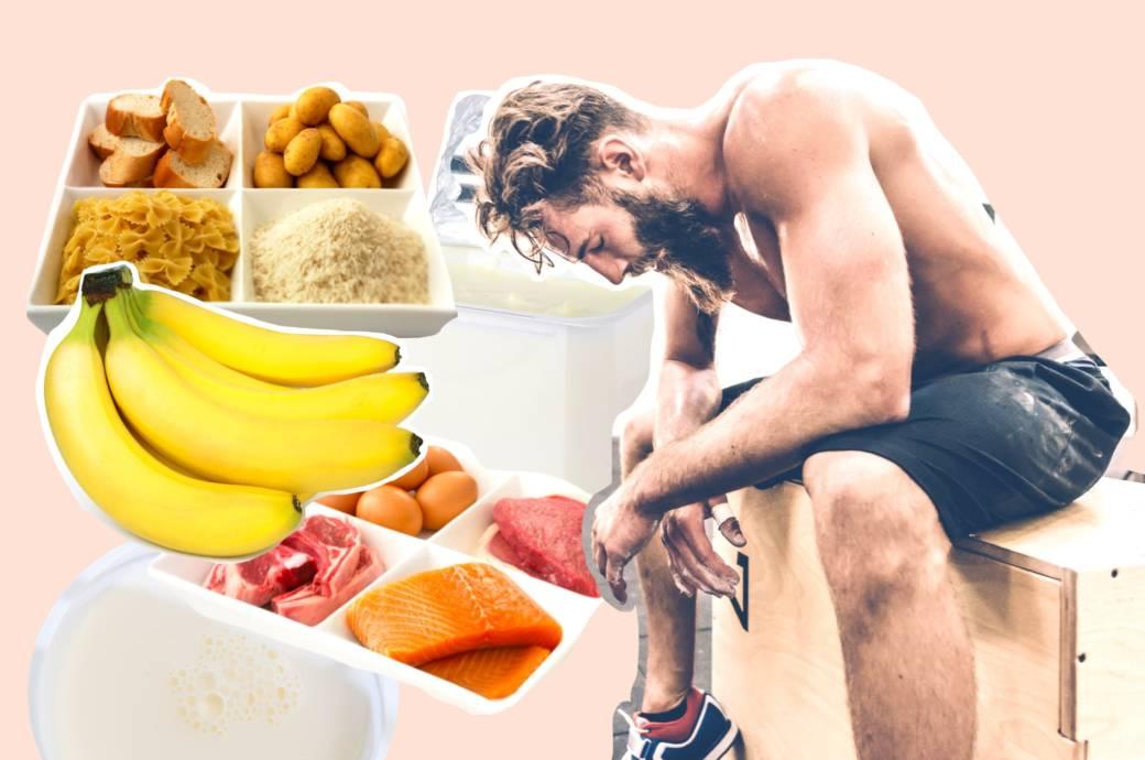 Was kann ich nach dem Training essen, um Gewicht zu verlieren?