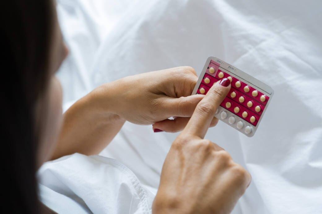 blutungen pille