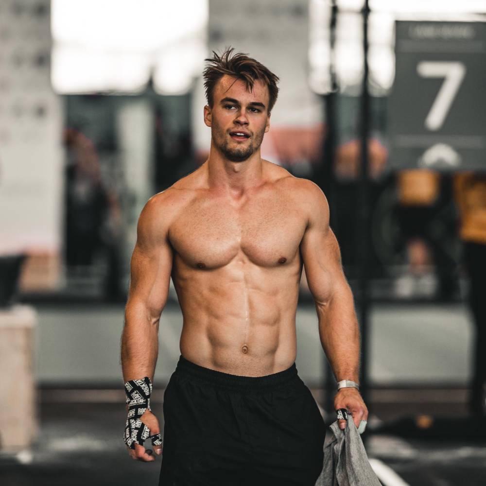 CrossFit-Athlet Hendrik Senf (22)