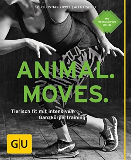 """Buchcover """"Animal. Moves"""""""