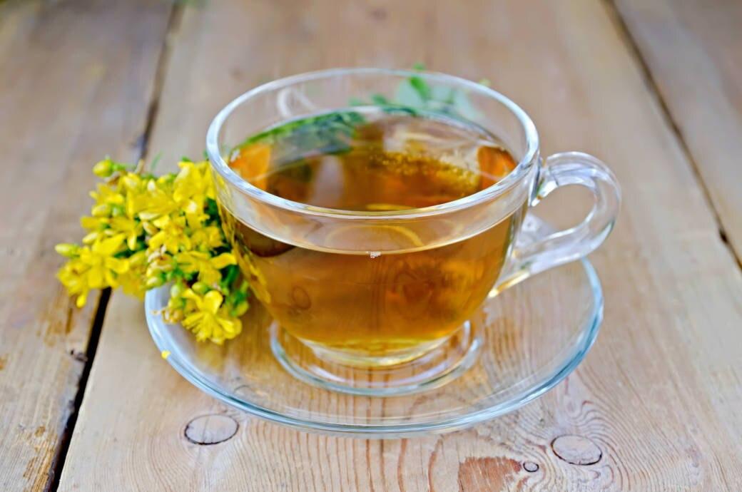 Warum Johanniskraut-Tee gut für Ihre Nerven sein soll
