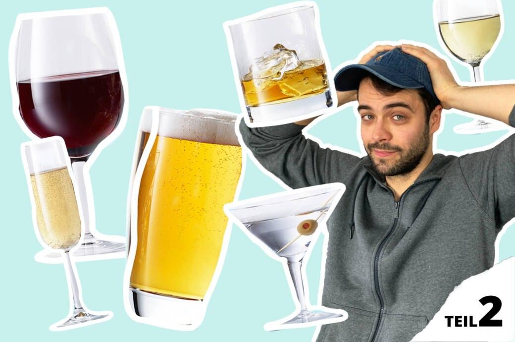 Für die meisten Deutschen unvorstellbar: ein ganzes Jahr ohne Alkohol. Unser Autor, FITBOOK-Redakteur Markus Hofmann, will genau das ausprobieren. Hier kommt Teil 2 der großen FITBOOK-Challenge.