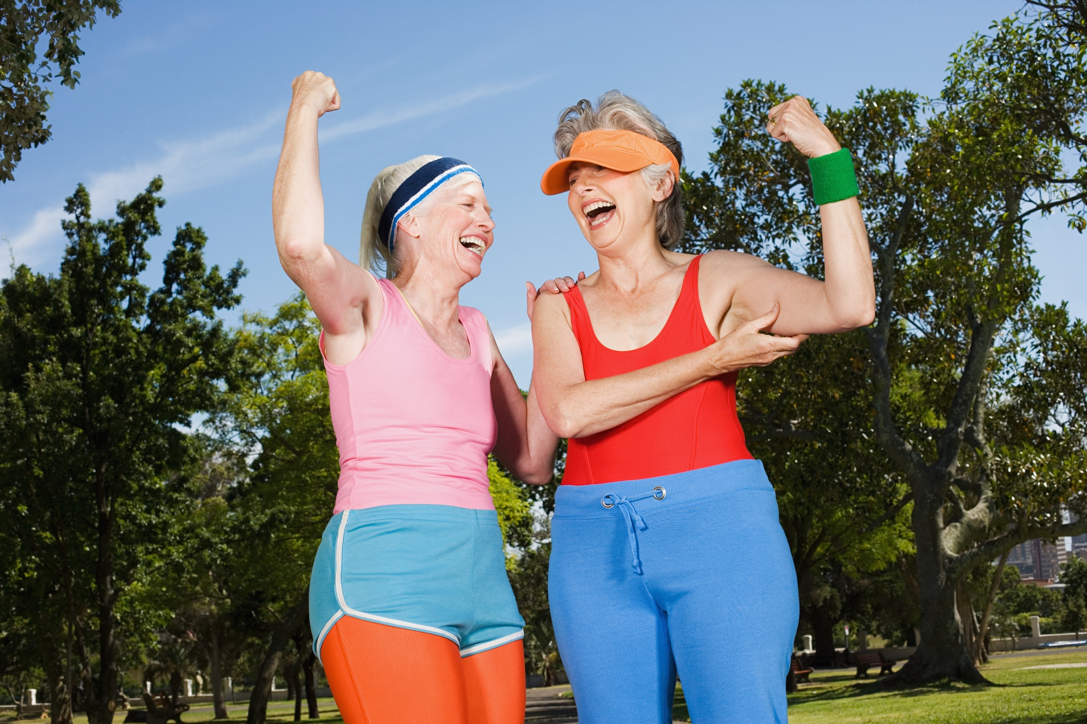 Regelmäßiges Laufen verdoppelt die Chance, 85 zu werden