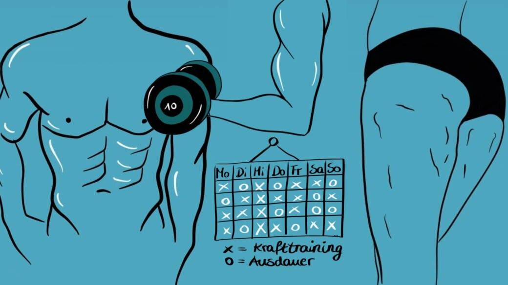 10 beliebte Fitnessmythen im Experten-Check