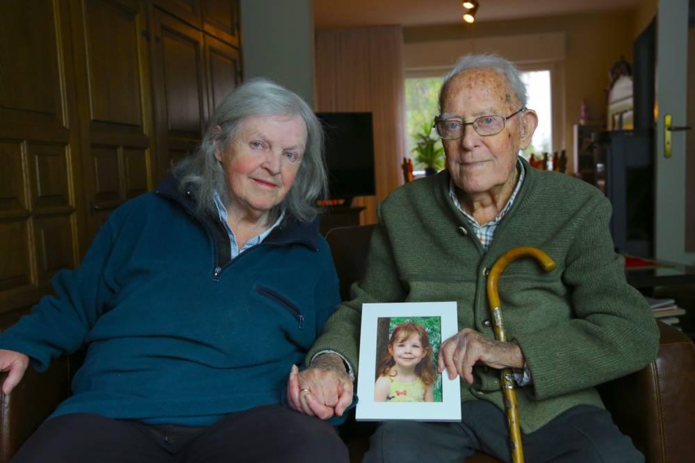 Alfred mit Frau Renate (Das Geheimnis der 100-Jährigen)
