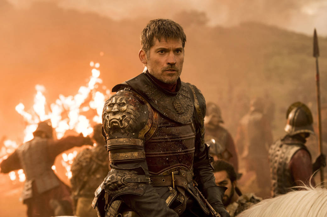 Nikolaj Coster-Waldau in seiner Rolle als Jaime Lannister