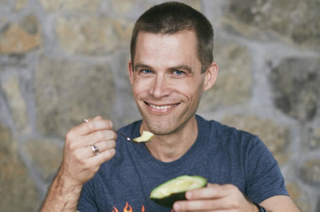 Ernährungsexperte Bas Kast