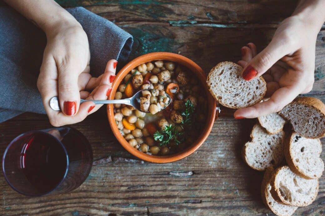 Hülsenfrüchte ohne Blähungen dank Gewöhnungseffekt