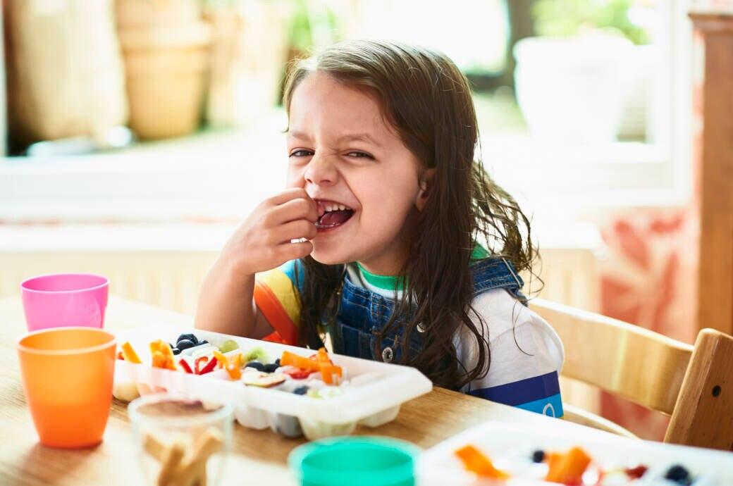 So bringt man Kinder dazu, gesünder zu essen