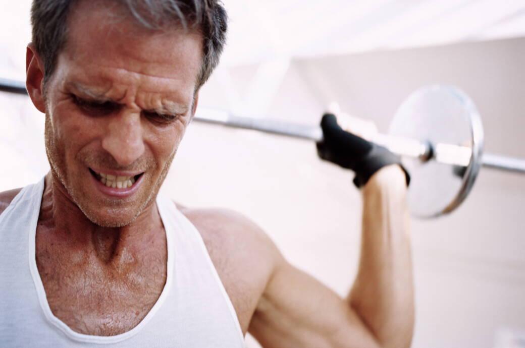Muss Training wehtun, um effektiv zu sein?