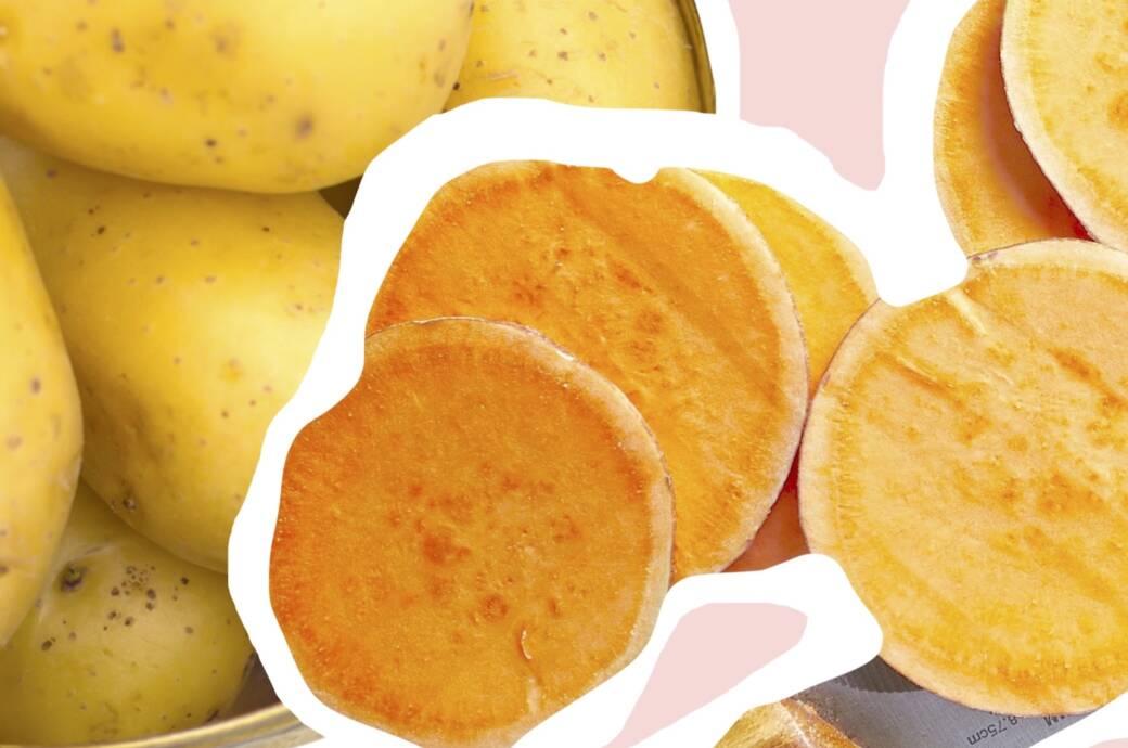 Kartoffel oder Süßkartoffel – welche ist gesünder?