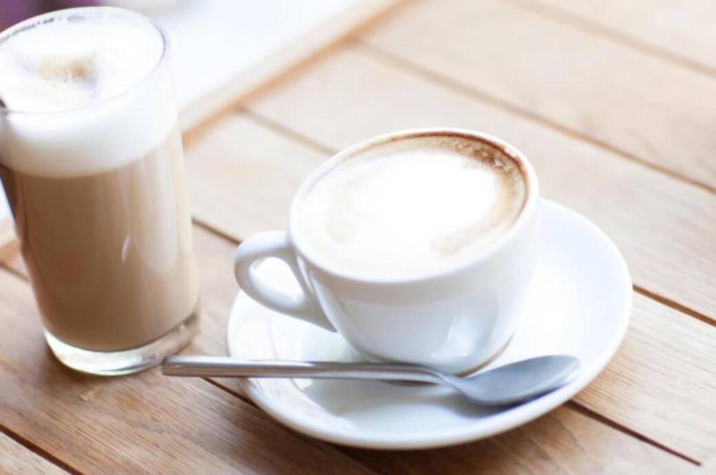 Auf den Cappuccino besser verzichten