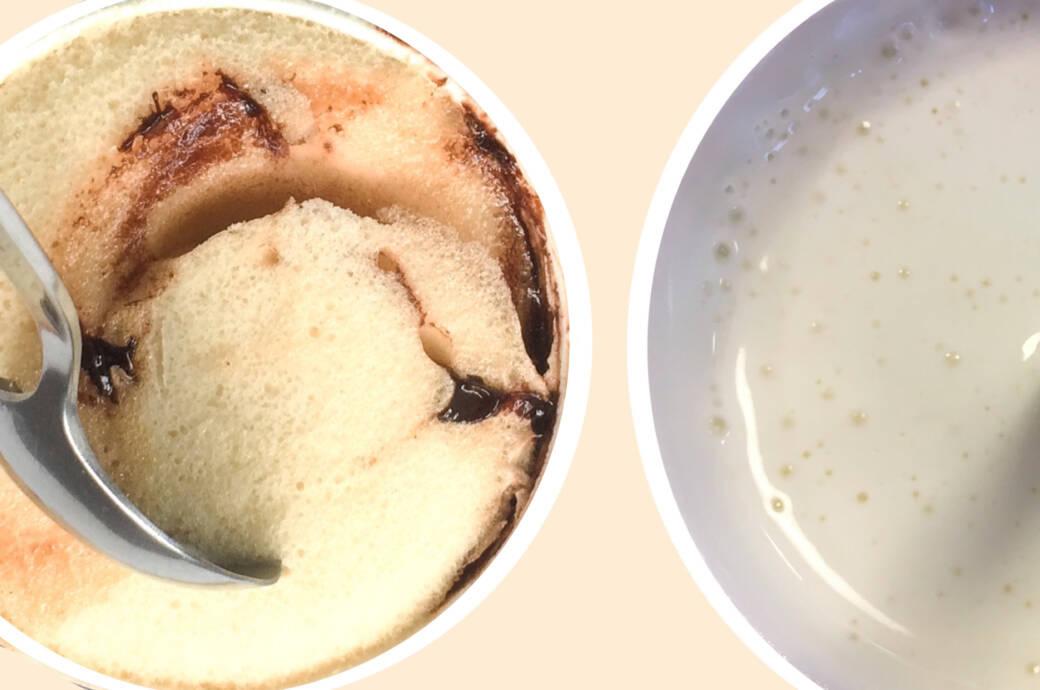 Kann Protein-Eis mit Eiweißshakes mithalten?