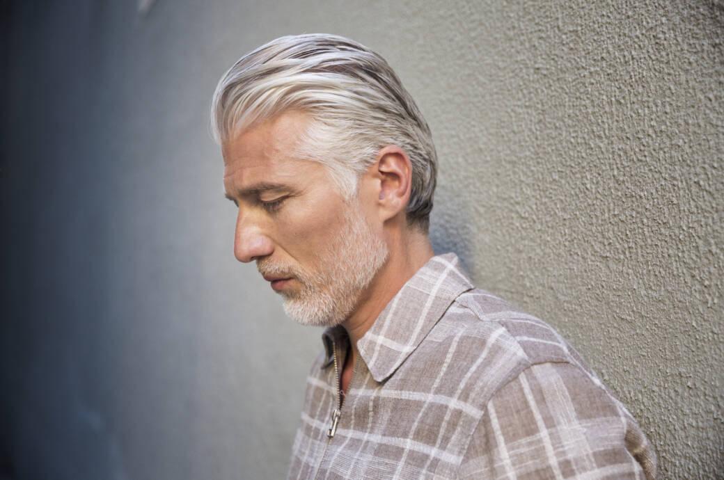 Mann Mitte 40