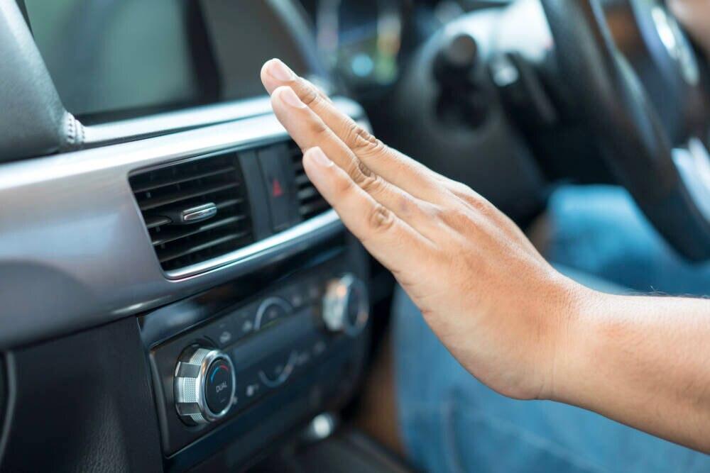 Auto-Klimaanlage