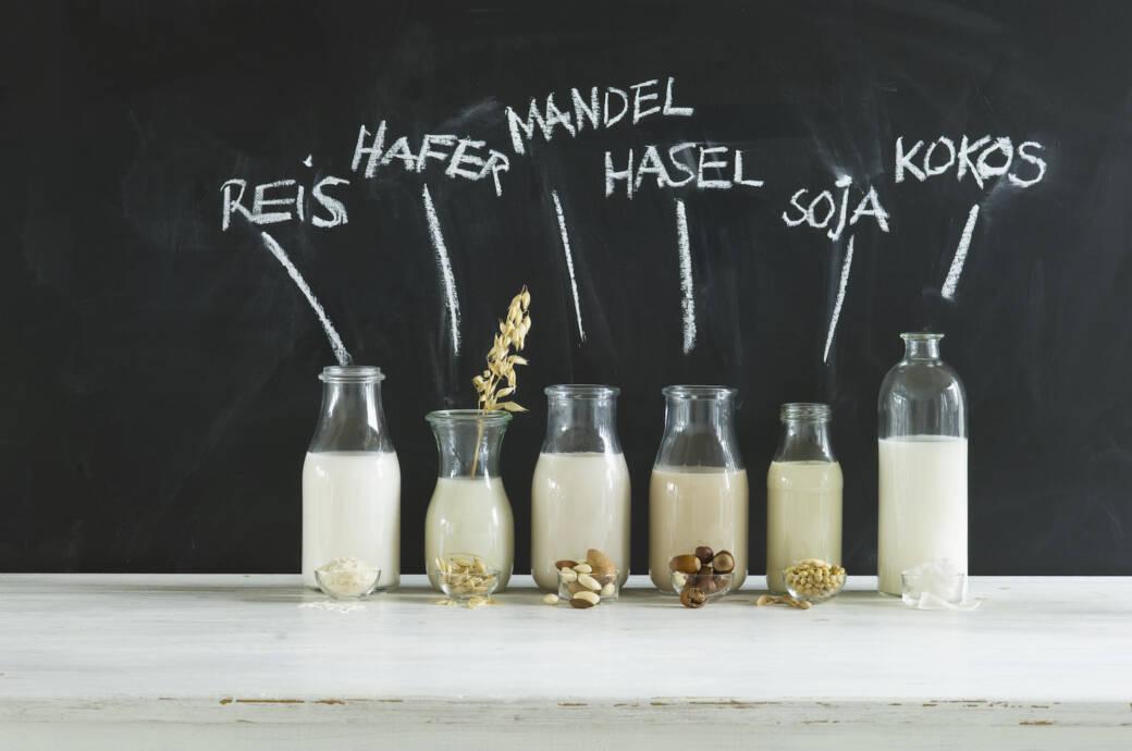Wie gesund sind eigentlich die (veganen) Milchalternativen?