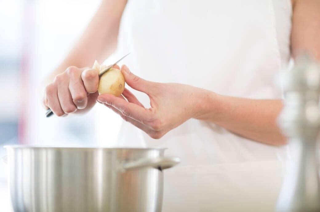 Mit diesem Trick haben Kartoffeln weniger Kalorien
