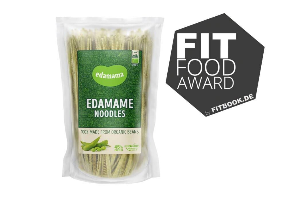 Edamama gewinnt den FITFOOD AWARD 2019