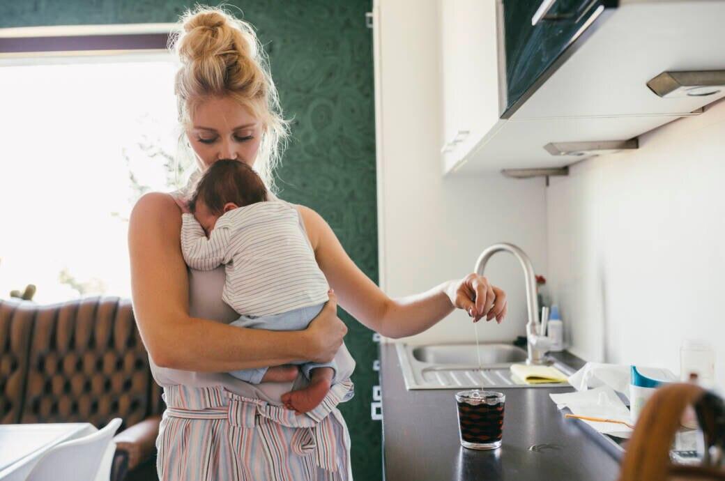 Was Mütter beim Essen beachten sollten