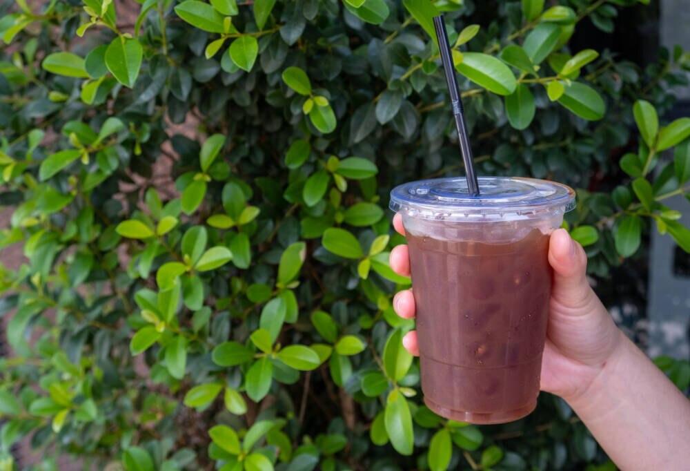 Cold Brew Kaffee zum Mitnehmen
