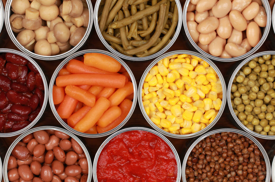 Warum Lebensmittel aus der Dose VIEL besser sind als ihr Ruf