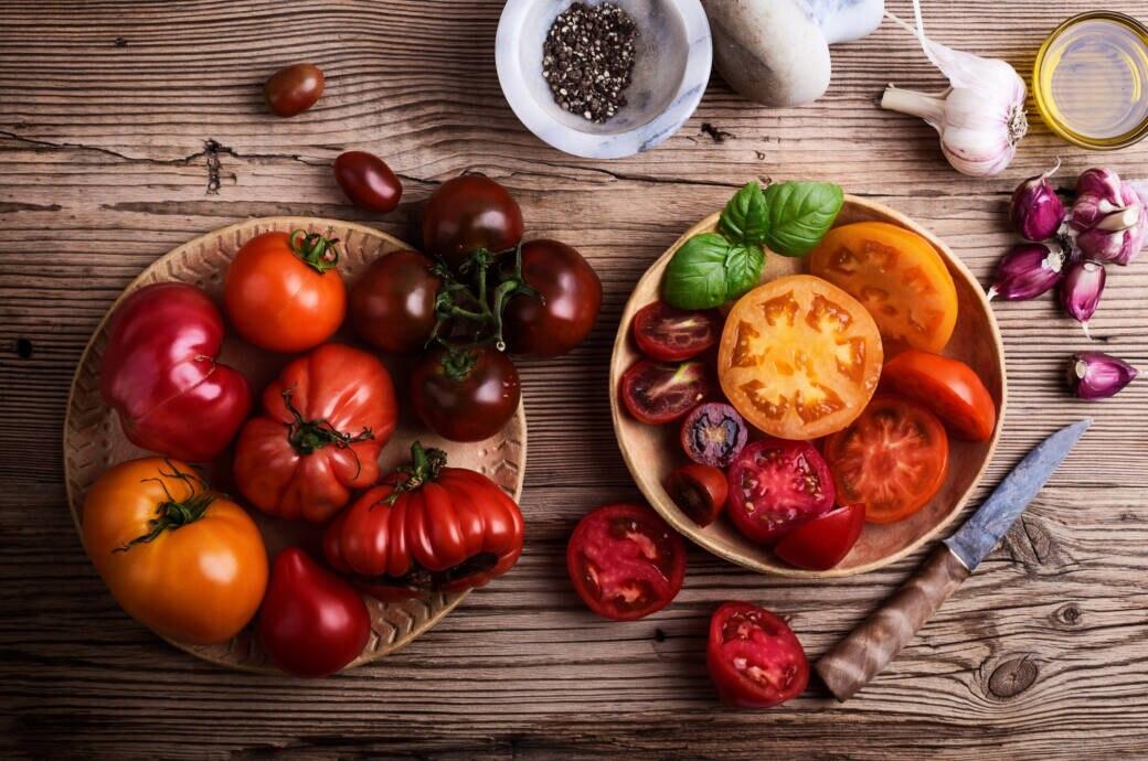 Eisen hemmt womöglich den krebsschützenden Effekt von Tomaten